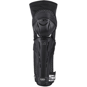 O'Neal Park FR Carbon Look Knee Guards black/white